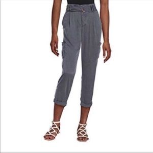 Free People Summer's Over Cargo Pants Size 4